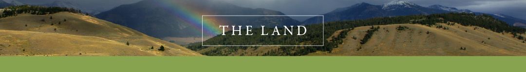 The properties at Sun West Ranch on the Madison River