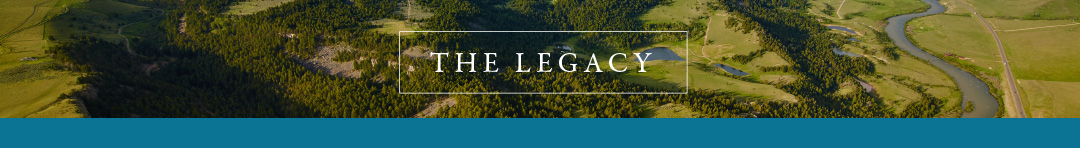 The Legacy, Sun West Ranch, Madison Valley, Montana
